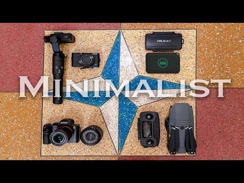 Minimalist Travel Camera Essentials | Ultimate Travel Vlog Gear Review