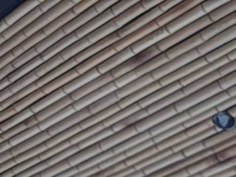 Tip For Using Bamboo In a Florida Outdoor Room or Patio