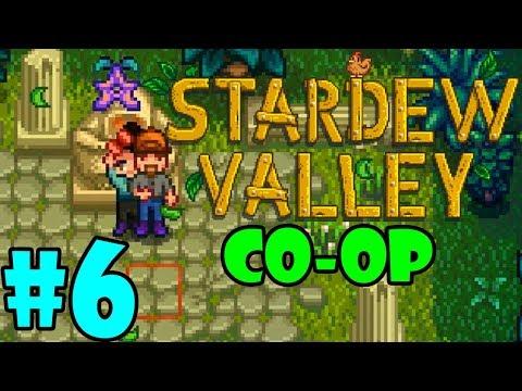 Stardew Valley MULTIPLAYER - BLIND Playthrough - Part 6 (Beta)