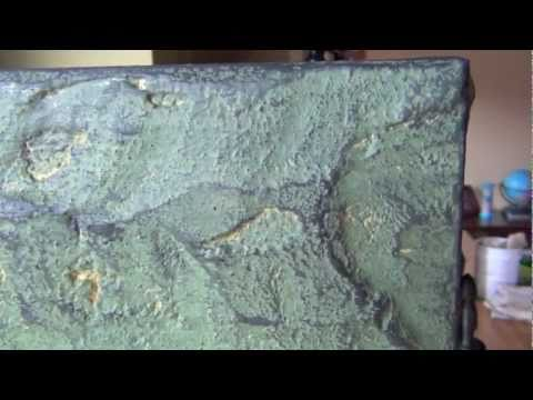 Unique Environments - How to Create a Textured Stone Faux Finish, hosted by Greg Abramowitz