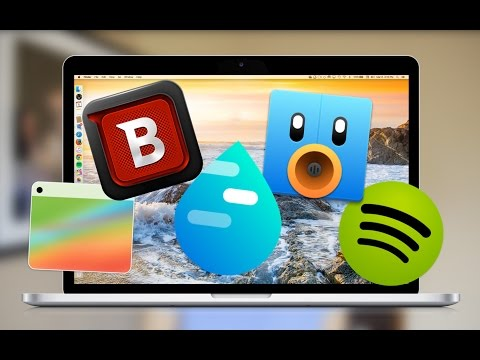 Must have Mac Apps 2016