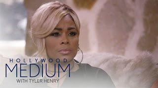 """Tyler Henry Helps T-Boz Connect With Lisa """"Left Eye"""" Lopes 
