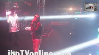 Big sean brings out wiz khalifa perform gangbang live hall of fame release show nyc ibotv dj zeke mp3