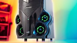A Gaming Case From 2011...How Terrible Is It?