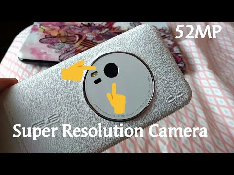 📷Super Resolution Camera!!Android Phone