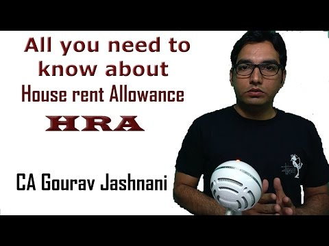 Tax Planning / House Rent Allowance (HRA) / Tax saving Tips