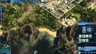 Anno 2070 - เทคโนโลยี Tycoons Part 1