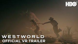 Westworld Awakening | Official VR Trailer | HBO