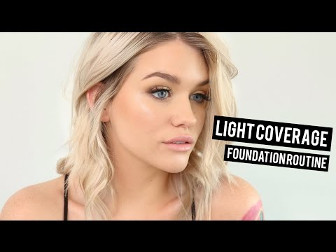 FLAWLESS LIGHT COVERAGE FOUNDATION for PROBLEM SKIN