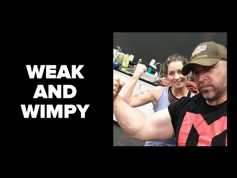 Regarding Weak & Wimpy Mind-Muscle Connection Workouts