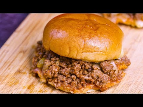 Pull Apart Sloppy Joes (Crazy Delicious!)