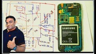 Samsung j700 Wifi Not Working ic Repair