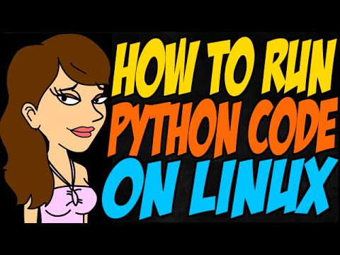 How to Run Python Code on Linux