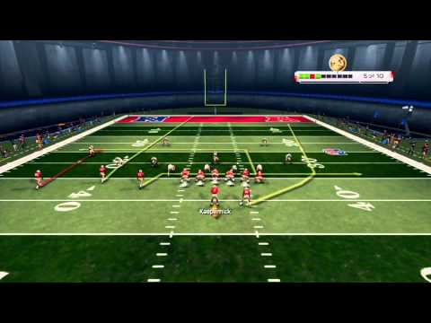 Madden 25: Total Control Passing Drill