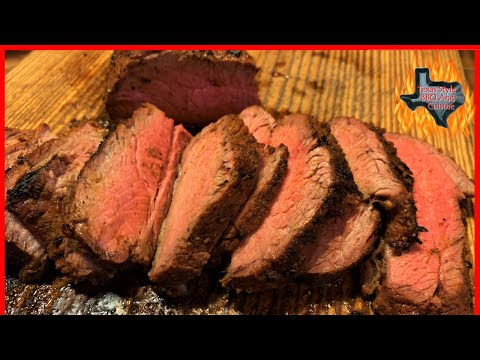 How to Grill a Tri-Tip Steak, Santa Maria Style: Texas Style Cuisine