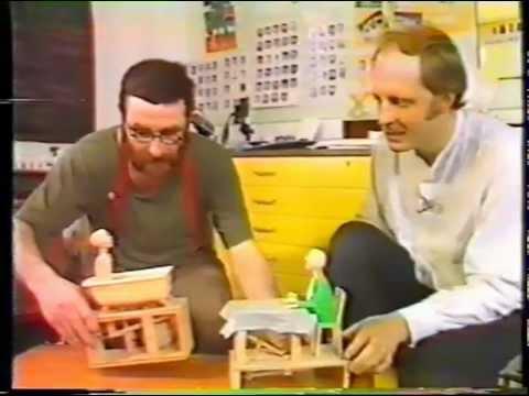Paul Spooner / David Barlex: Making of the Spaghetti Eater, 1986