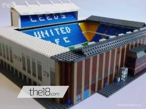 Brickstand UK Creates Lego Soccer Stadiums