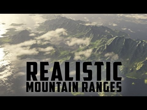 Improved Mountain Ranges