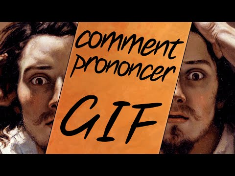 Comment prononce-t-on GIF? JIF ou GUIF?