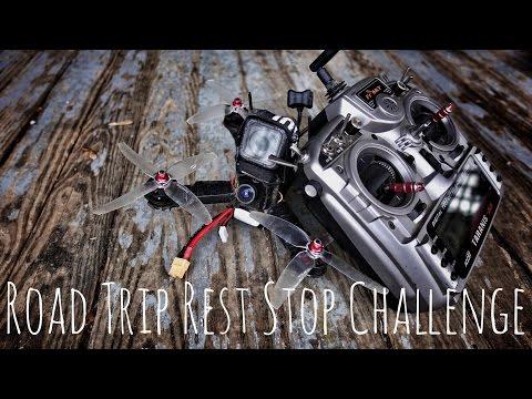 Road Trip Rest Stop Challenge
