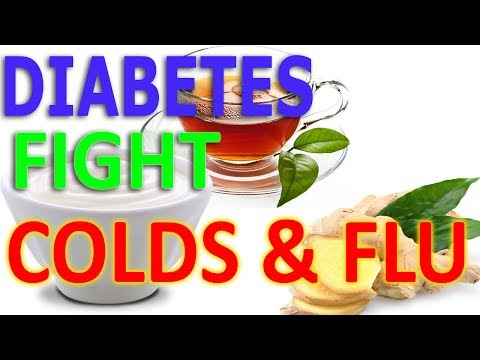 Top 7 Diabetic Foods to Fight Colds and Flu - Part 2