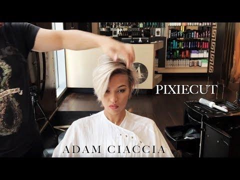 || What an Incredible Pixie Cut || By Adam Ciaccia
