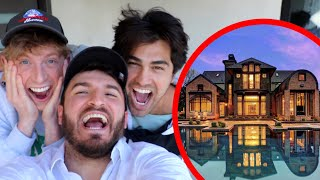 BOUGHT OUR DREAM VLOG SQUAD HOUSE!!