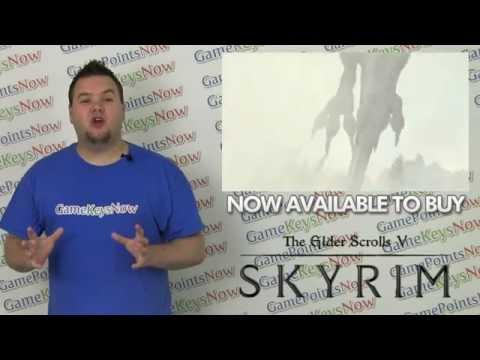 The Elder Scrolls V (5): Skyrim Legendary Edition In Stock Now At GameKeysNow.com