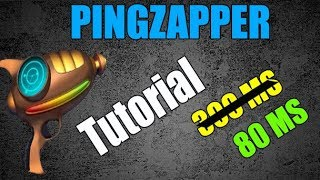 Configurando o Pingzapper 2019 Free - TUTORIAL