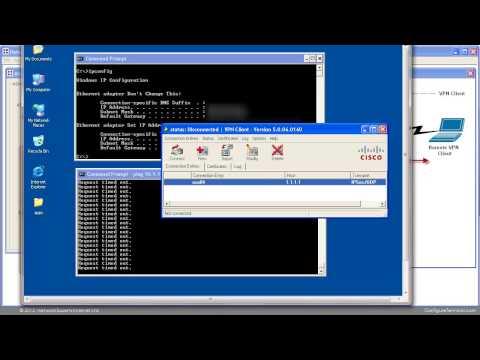 ASA 8.4 - Cisco VPN Client connections to ASA 8.4