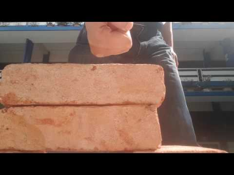 Bricks punch exercise