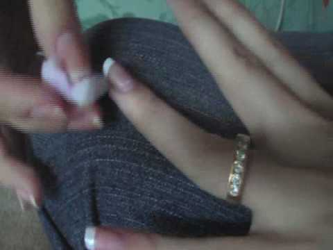 French Manicure and Nail Polish Tips