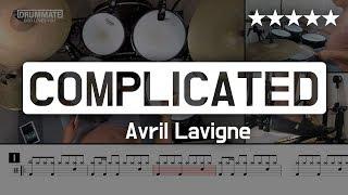 Complicated avril lavigne drum cover