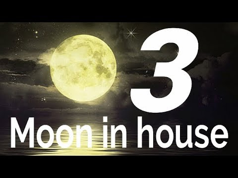 Moon 3rd House In Lalkitab Astrology