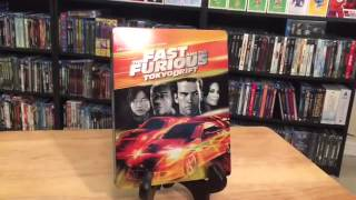 Fast and Furious Best Buy Steelbook Collection