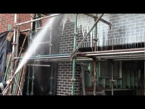 Acid Brick Cleaning Neutralizing.MOV