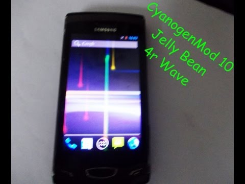 how to install Android JB on wave 1,2 (full tutorial)