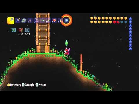 stampylonghead - Terraria Xbox   Solar Eclipse 138