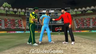 13th September Match 2nd World XI Eleven Vs Pakistan World Cricket Championship 2 Gameplay