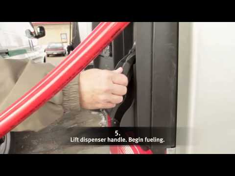 How To Fuel The Honda Civic Compressed Natural Gas (CNG) Car