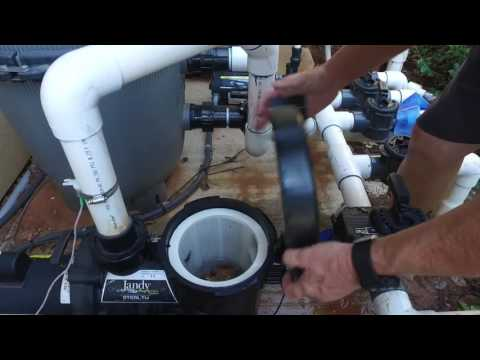Pool Maintenance 101 - Cleaning the Filter Pump Basket
