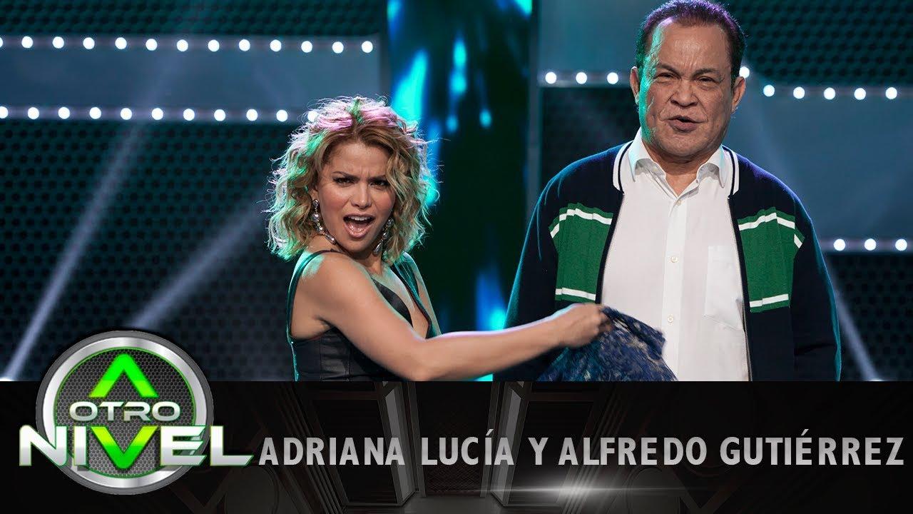 'Festival en Guararé' - Adriana Lucía y Alfredo Gutiérrez - Fusiones   A otro Nivel