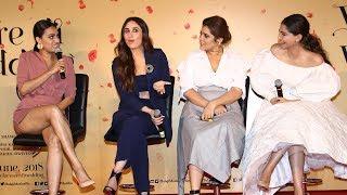 Veere Di Wedding Trailer Launch Complete Video HD | Kareena Kapoor, Sonam Kapoor, Swara Bhaskar