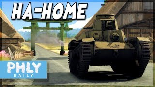 Download HA IS COMING HOME | Welcome back Ha-Home (War Thunder Tanks Gameplay) Video