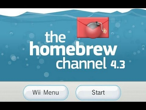 [Hack Wii 4.3] Homebrew Channel LetterBomb Tutorial