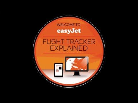easyJet Flight Tracker App Explained