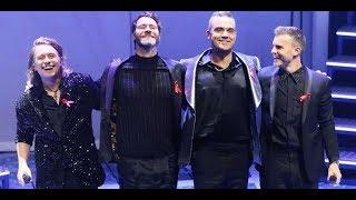 ✅  Gute Nachricht für alle Take-That-Fans: Die beliebte Band gibt ein Online-Konzert - mit einem bes