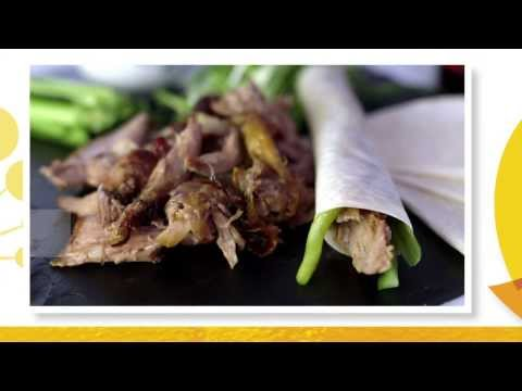 How to make delicious crispy duck pancakes