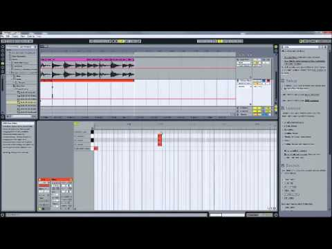 Ableton Drum and Bass Tutorial 1: Making a Drum Beat (with CircuitDNB)
