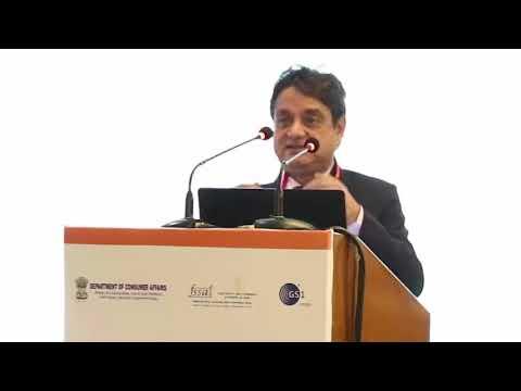 Mr. Amardeep Thapar, Sr. Manager, Nestle  at 'The National conference'